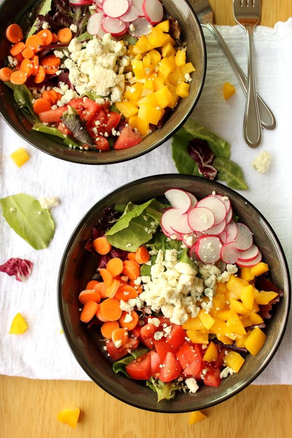 Steakhouse Side Salad