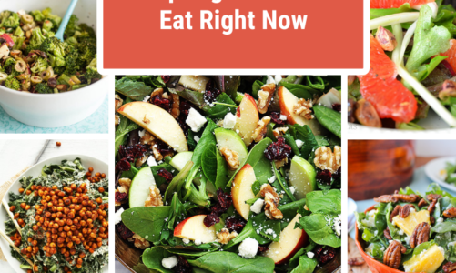 13 Amazing Salads for Spring you Should Eat Right Now