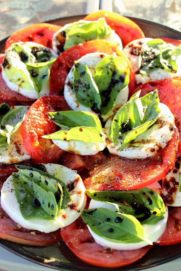 Caprese Salad + Giveaway