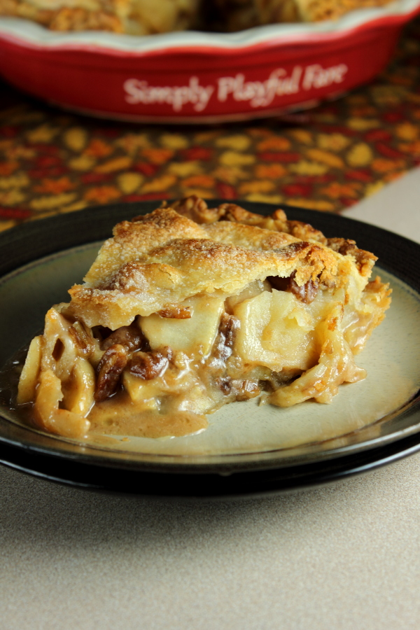 Caramel Apple is the Winner of Our Thanksgiving Pie Taste Test