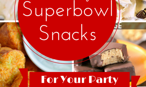11 Healthy Superbowl Snacks for Your Party