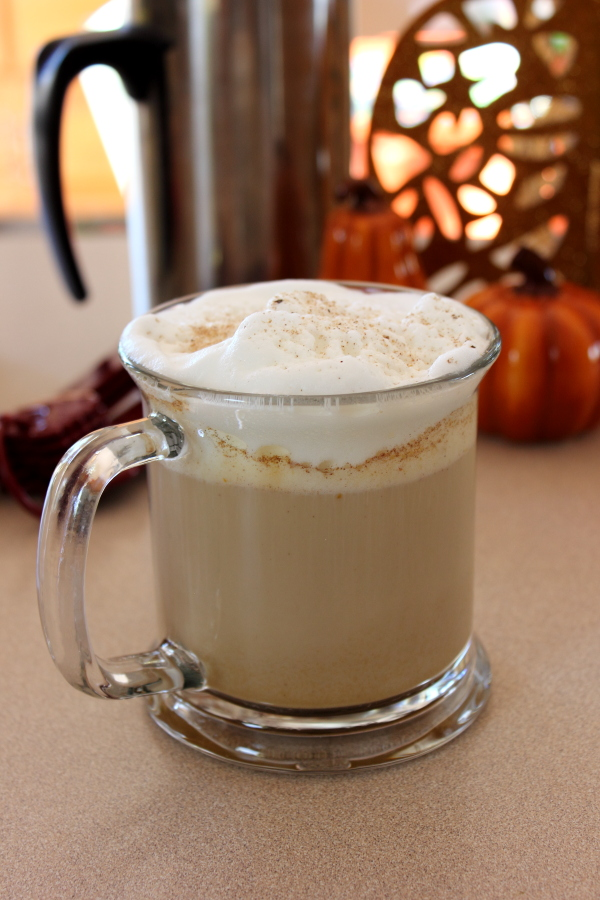 How to Make Pumpkin Spice Lattes at Home