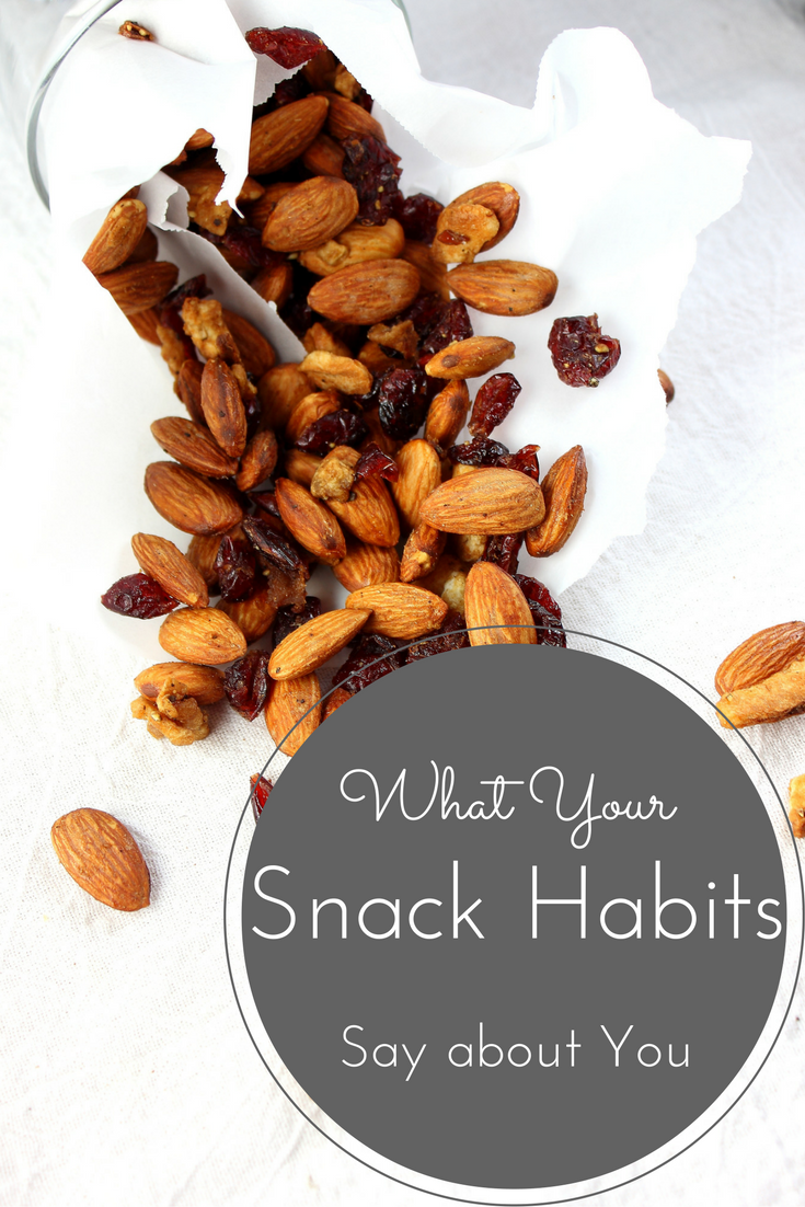 What Your Snack Habits Say About You