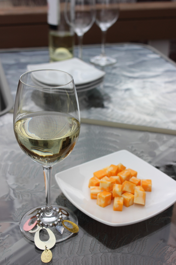 Post for One Hope Wine:  How to Pair Wine and Cheese for a Summer Party